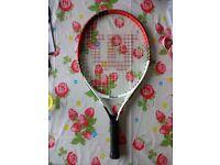 Wilson Roger Federer 21 inch Tennis Racquet