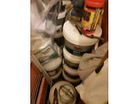 Dulux vinyl matt 22 10litre tubs job lot