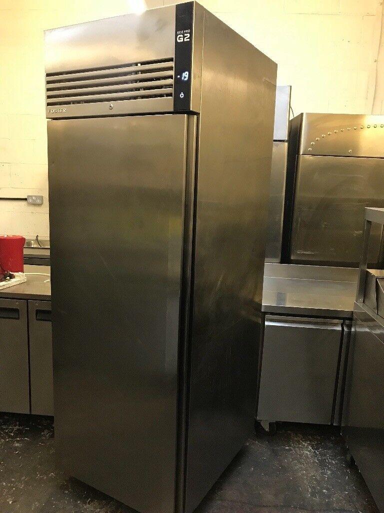 Foster commercial single door upright freezer, Eco pro G2 2016 model