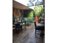 Mexican restaurant in Shepherds Bush recruiting 2 x FULL TIME WAITRESSES