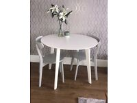 Danetti table & 2 chairs