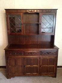 Ornate Mahogany dresser