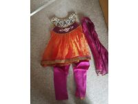 Girls indian suit 12-18