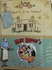 Maw Broons Hame fae Hame Cookbook