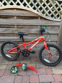 Saracen kids bike