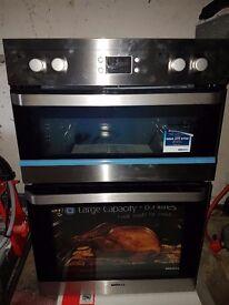 Beko brand new intergrated oven