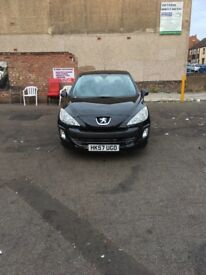 Great looking Peugeot 308 in immaculate condition. Good runner. Full service history, 2 keys