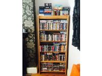 Bookshelf - ideal for storing dvds and books