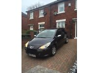 Peugeot 307 55 plate no mot NEED GONE TOOK IN PX