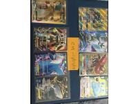 Pokemon Cards - Full Arts + Promos