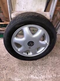 4 x Alloy Wheels (Vauxhall Astra)
