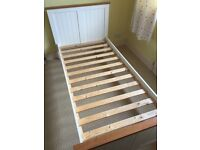 Wooden Single Bed Frame (3') for Sale - Excellent Condition - £80 ONO