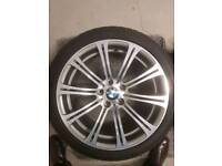 Genuine BMW e92 M3 Wheels and Tyres