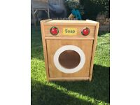 Big Jig play Washing machine