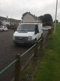 No longer need van as am retired