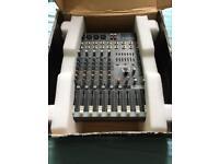 Mackie ProFX8 mixing desk