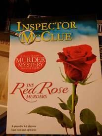 Inspector McClue Murder Mystery Game