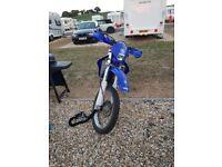 Wr450f enduro/motorcross