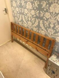 FREE Double Bed Frame