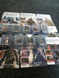 assassins creed the official collection number 1 to 9