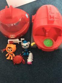 Octonauts Shoot Rescue Vehicle