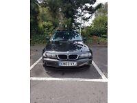 2003 BMW 320d - 6 Speed - 2.0 Diesel
