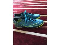 Mercurial Nike football shoes size 8.5