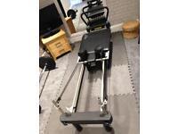 Aero Pilates performer machine and new stand