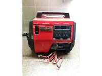 Honda Generator EX1000 240v and 12v