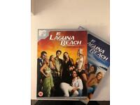 Laguna beach season 1&2 complete sets dvd