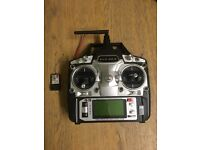 Rc controler For plane 6 Chanel