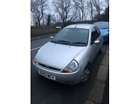 2003 53 Ford KA 1.3 Collection edition (AC, electric windows) 8 months MOT