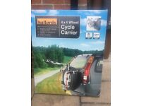 4 x 4 wheel cycle carrier