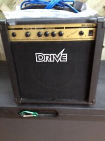 Drive CD200B Amplifier