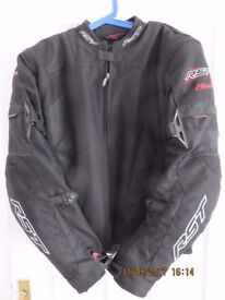 Motorcycle jacket RST BLADE Textile