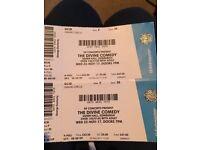 2 x Divine Comedy Tickets Usher Hall Edinburgh Wed 22nd Nov 2017