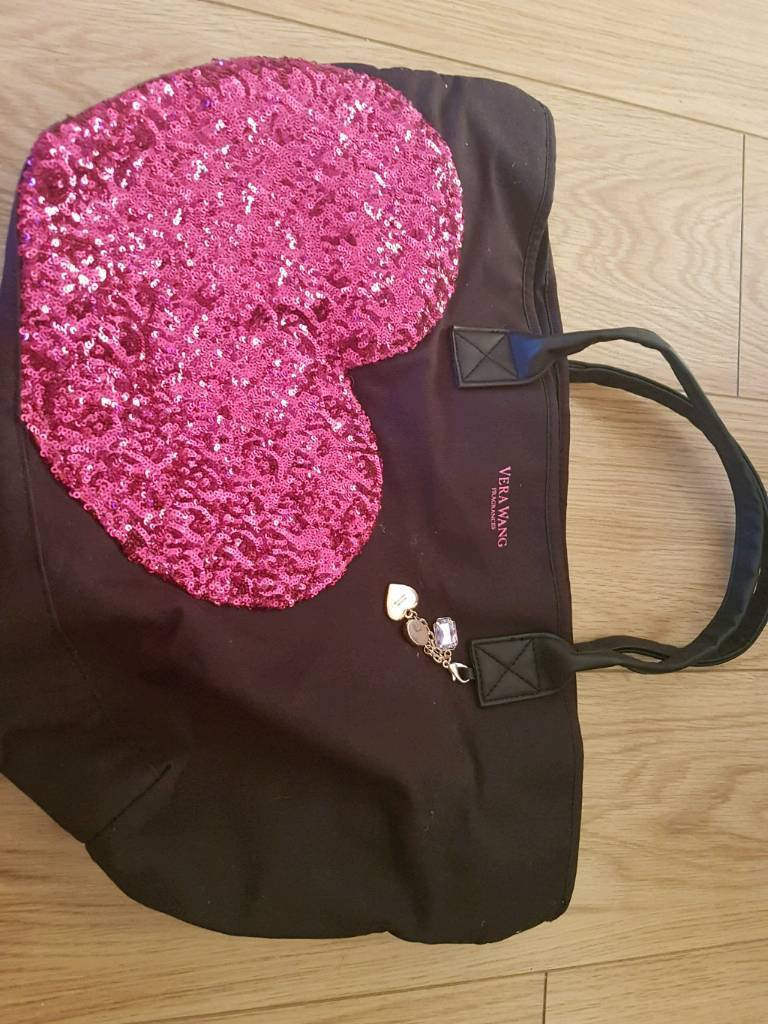 Embellished Vera Wang shopping bag   in Cardiff Bay, Cardiff   Gumtree 7af45cc251