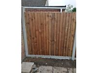 Fencing Supplied And Installed