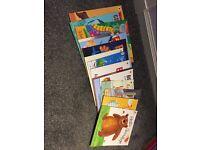 Bundle of kids books excellent condition.