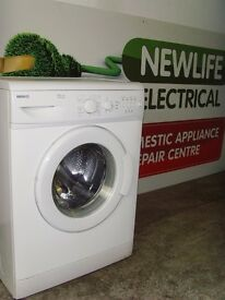 Beko 5kg 1400 Spin.Excellent Condition.6 Month Warranty.Local Delivery and Install Included.**