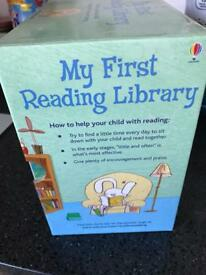 My First Reading Library - Usborne Books