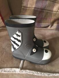 Marks and Spencer toddler wellies size 6
