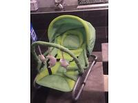 Baby relax 2in1 chair