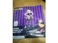 Halloween Kids Witch Costume