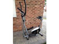 V-fit exercise machine