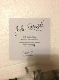 John Beswick Limited Edition Arab Stallion