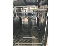 Kenwood stainless steel slimline dishwasher