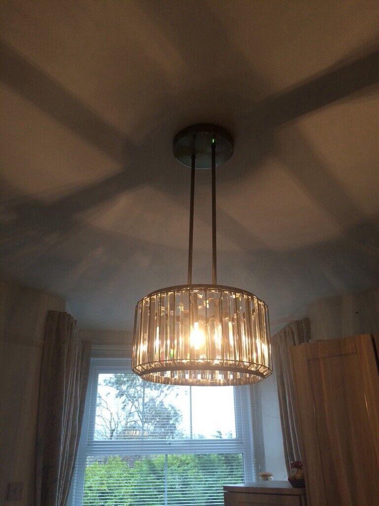 Ceiling Light From Habitat Contenporary In Taunton Somerset Gumtree