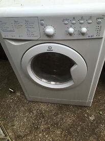 Indesit whaser dryer machine