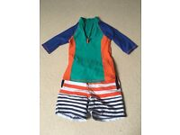 Boy's swimsuit - age 5 years- John Lewis